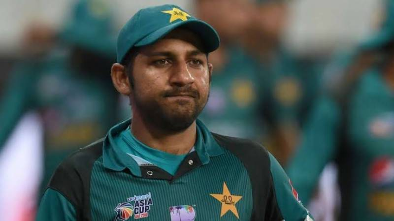 PCB sacks Sarfraz Ahmed as captain across all three formats