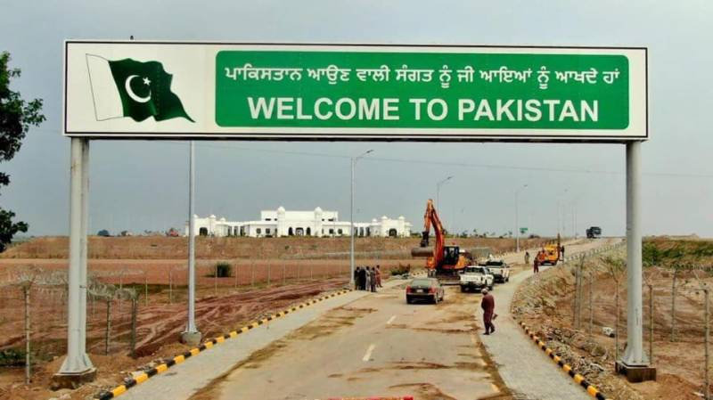Kartarpur project construction enters final stages