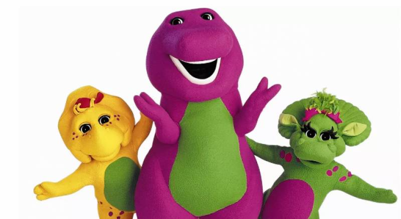 Barney, the iconic dinosaur is all set for live-action flick