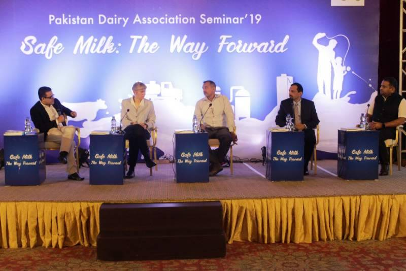 Pakistan Dairy Association successfully conducts seminar on safe milk