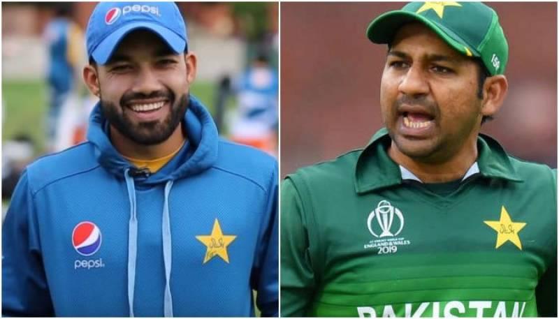 Sarfraz out, Rizwan in as Pakistan announce squad for Australia