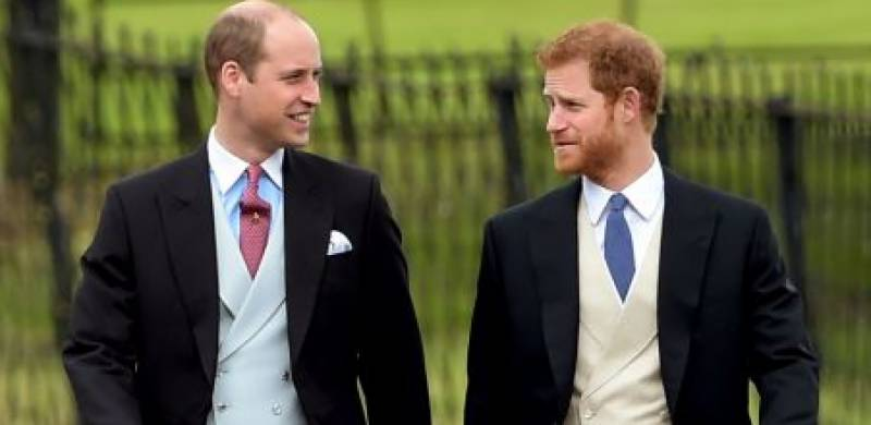 Prince Harry admits having tensions with brother William