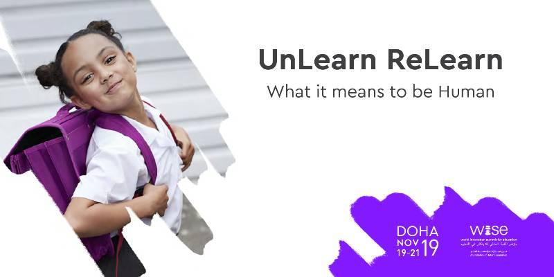 'UnLearn, ReLearn': Doha set to host WISE summit 2019 in Nov