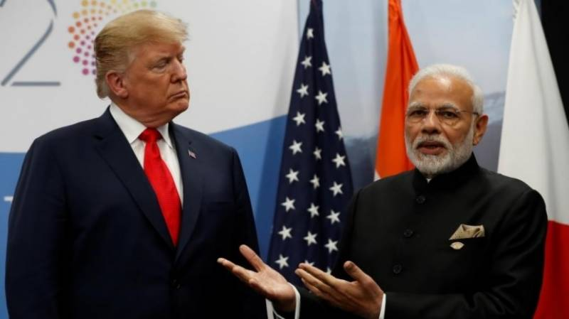 US 'deeply concerned' over inhumane situation in Occupied Kashmir