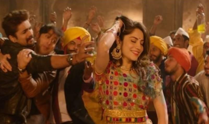 Neelam Muneer uncovers reason behind doing Kaaf Kangana item song