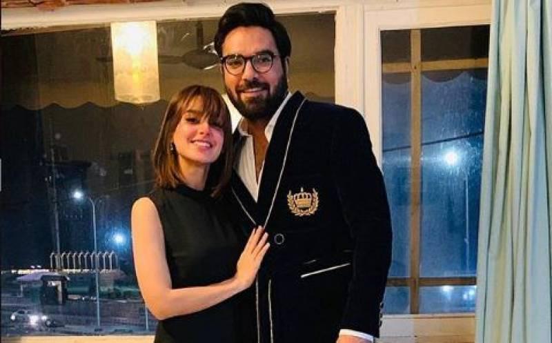 Will Yasir Hussain and Iqra Aziz be the star couple to kick start this year's wedding season