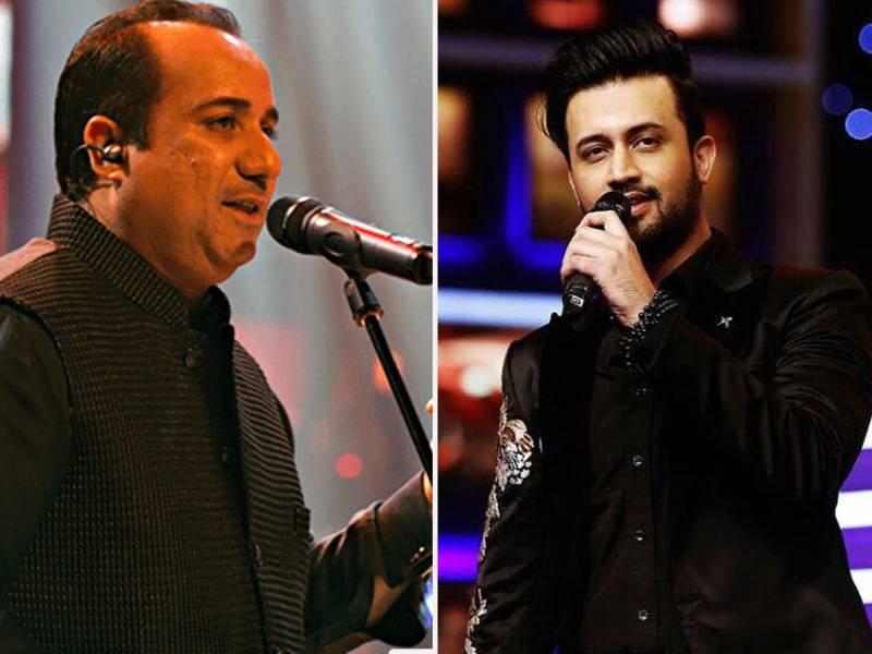 Atif Aslam, Rahat Fateh Ali Khan to perform together in Riyadh