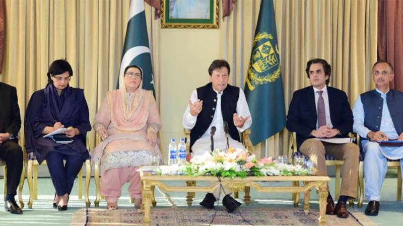 Govt fully believes in democratic norms and principles, says PM Imran