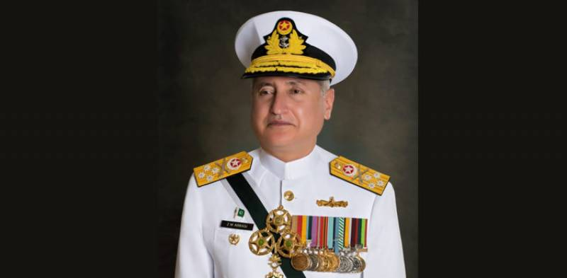 Naval chief vows to thwart any misadventure with iron fist