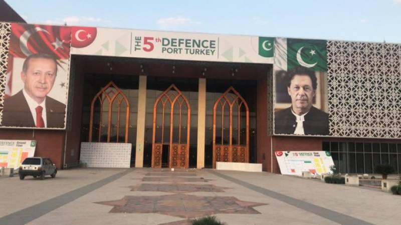 Pakistan hosts first-ever Turkish defence production exhibition