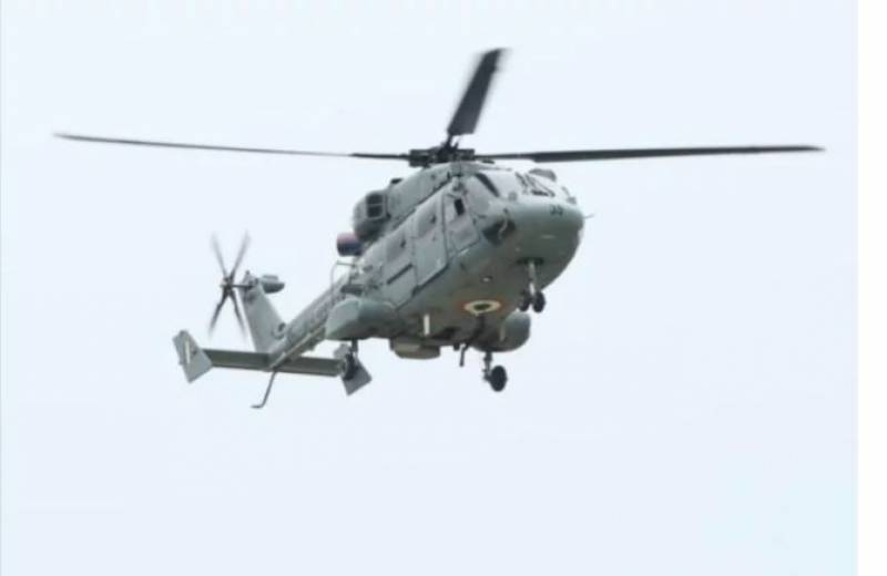 Indian army helicopter crash-lands in Occupied Kashmir