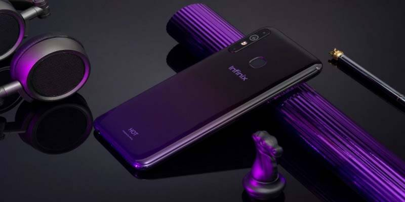 Infinix Hot 8 4+64GB sold out online in just 3 hours!!!