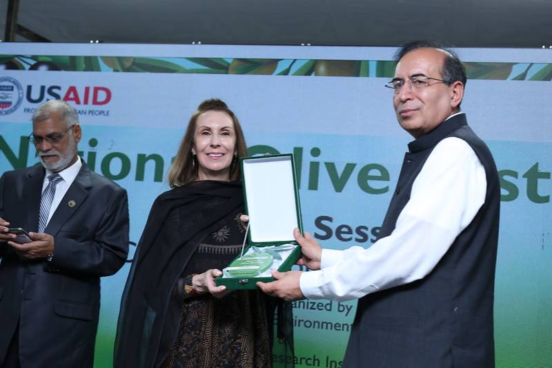 USAID-supported olive research center inaugurated in Pakistan