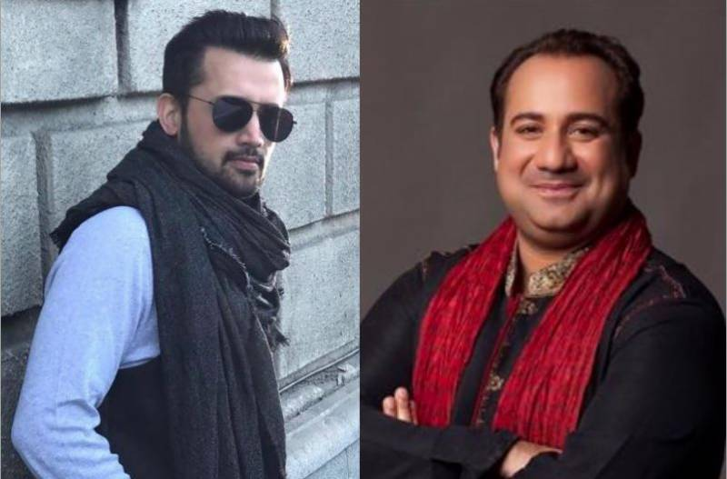 Atif Aslam, Rahat Fateh Ali Khan captivate fans at concert in KSA
