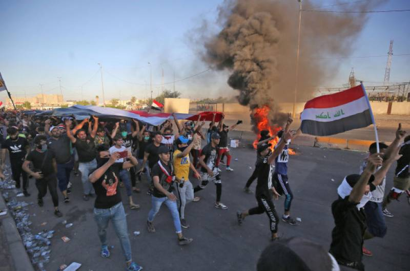 Fresh wave of anti-Govt protests claims at least 40 lives in Iraq