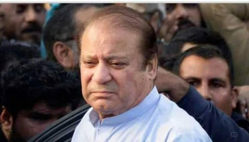 Nawaz Sharif suffers minor heart attack at Lahore hospital