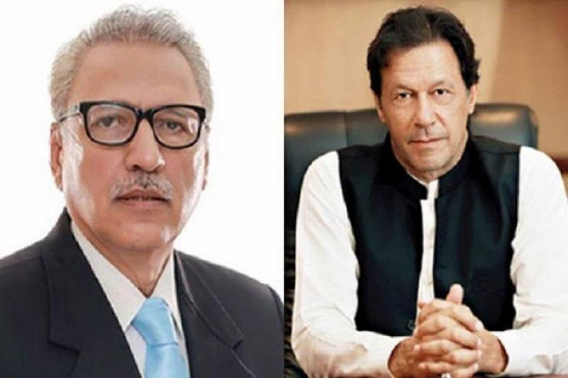 President, PM reaffirms Pakistan's unwavering moral, political and diplomatic support to IOJ&K people