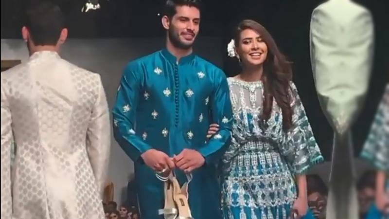 Subhan Awan has the internet drooling over him for being the perfect gentleman!