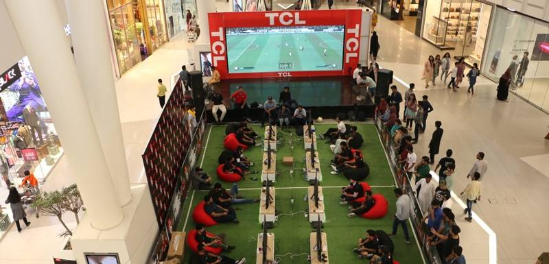 TCL holds second Football Gaming Tournament in Lahore
