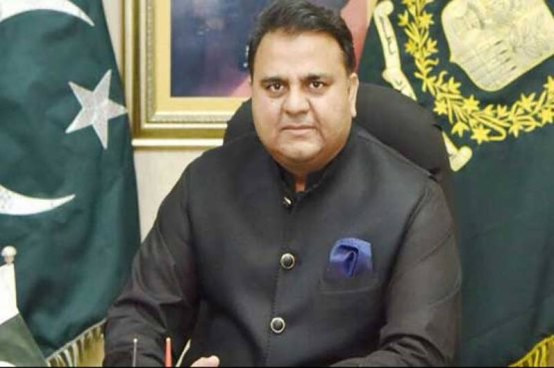 Pollution in Lahore caused by cross border field fires, says Fawad Chaudhry