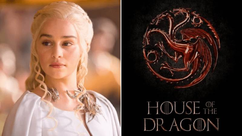 HBO announces Game of Thrones' prequel House of the Dragon
