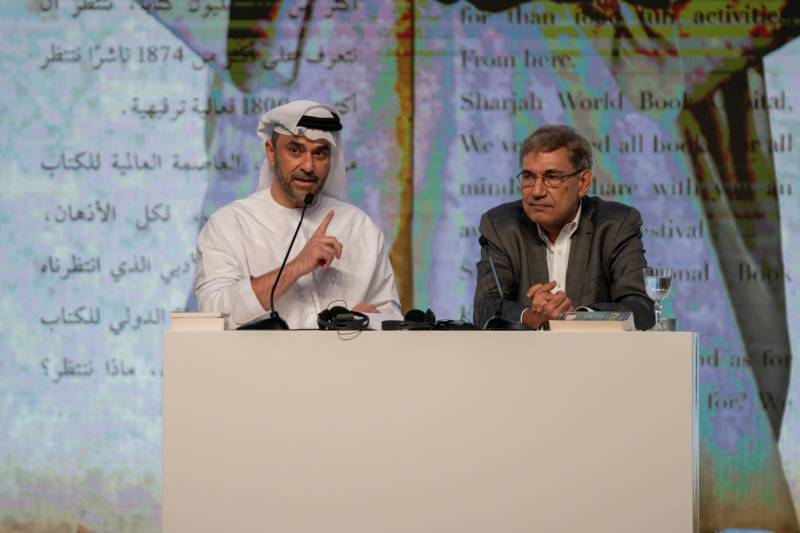 Individuality a must to be writer, says Turkish Nobel laureate Orhan Pamuk at SIBF 2019