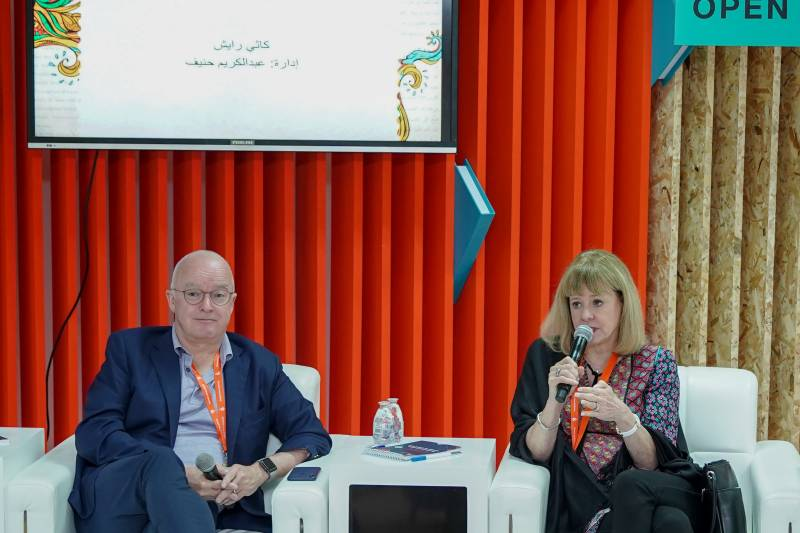 American crime writer Kathy Reichs spills beans on intriguing world of forensics at SIBF 2019
