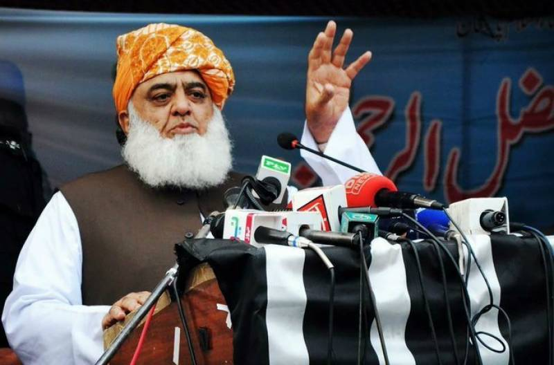 'Azadi March': PTI govt equates anti-PM Imran statements with 'mutiny'; decides to move court against Maulana Fazl
