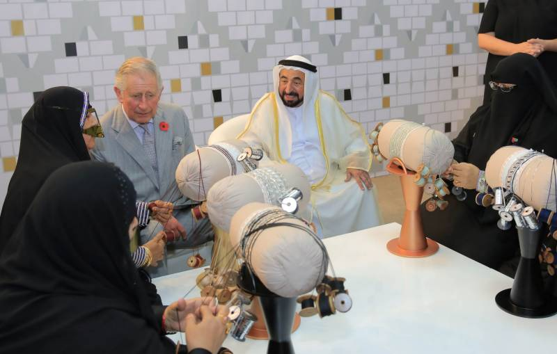 Sheikh Sultan terms Sharjah incubator of Emirati heritage