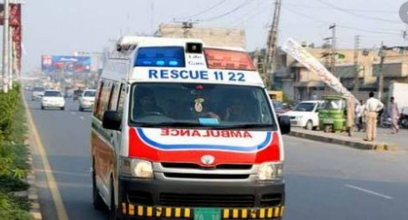 At least 27 passengers injured as bus turns turtle in Talagang-Mianwali road