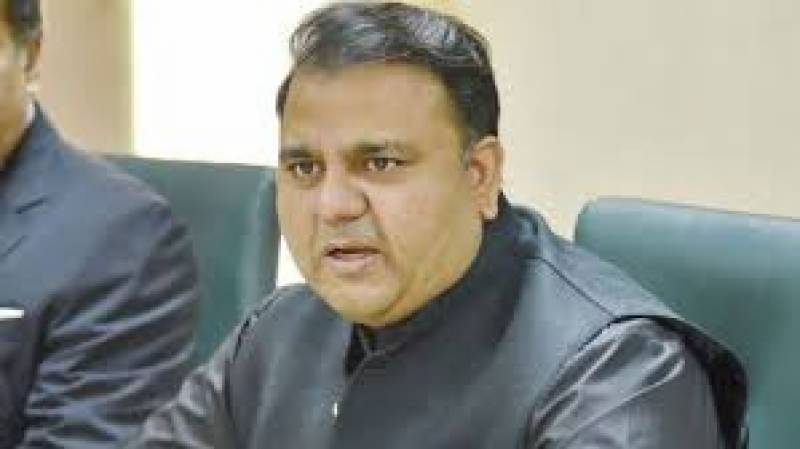 Failure of JUI-F's 'halwa march' is Pakistan's success: Fawad Chaudhry