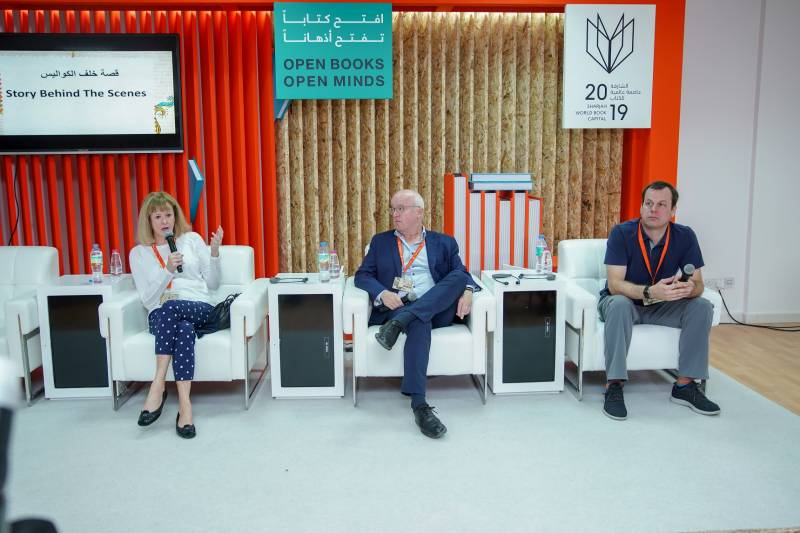 Reading about places, people and cultures can substitute for luxury of travel, say authors at SIBF 2019