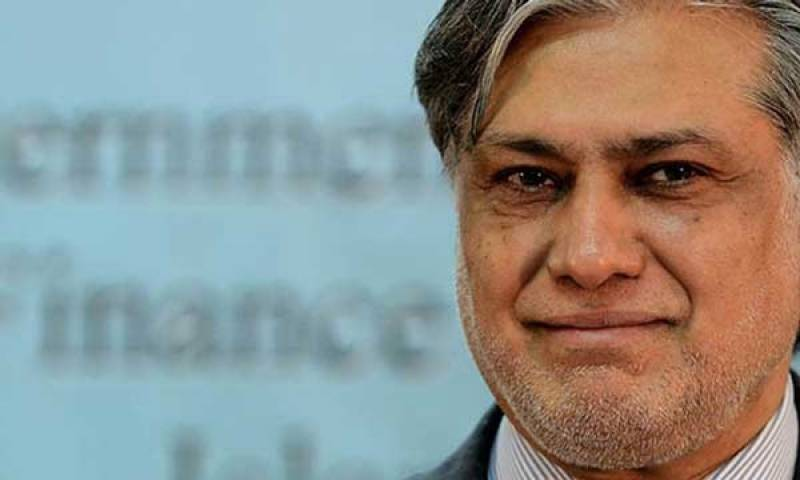 Interpol refuses Pakistan's request to issue red warrants against Ishaq Dar