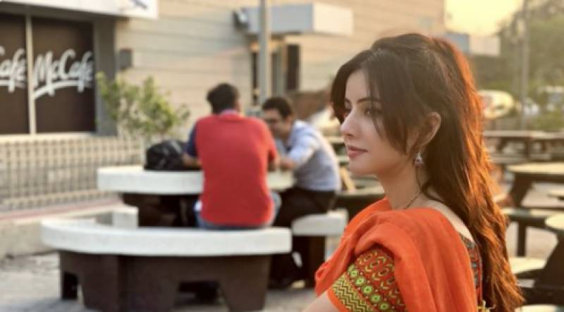 Rabi Pirzada quits showbiz after intimate video leaks