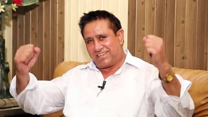 """Alhamdulillah, my son is alive,"" Shafqat Cheema denies media reports"