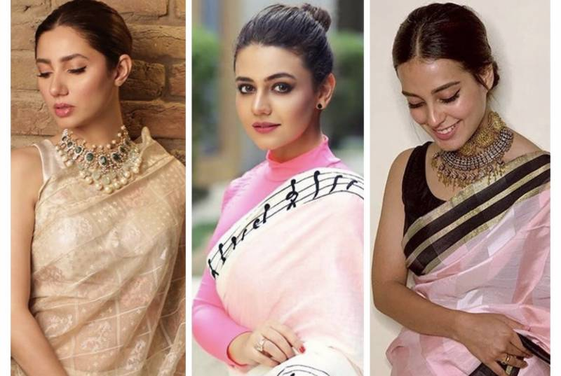 #SareeNotSorry: Ditch the conventional and try some new ways of draping a saree