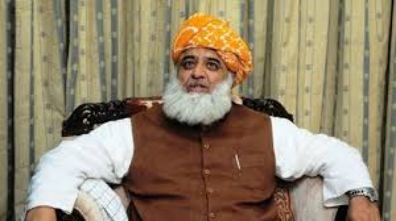 JUI-F chief Fazl says no change in demand for fresh elections