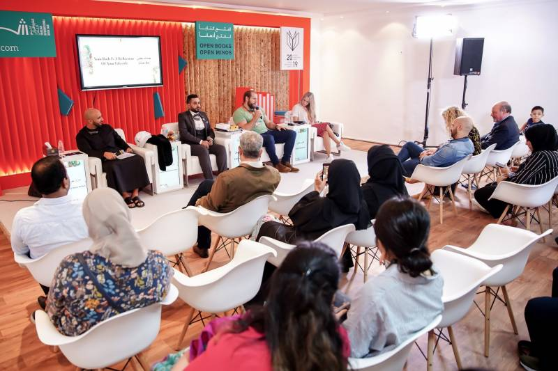 Healthy mind is key to a healthy body, observe panelists at SIBF 2019