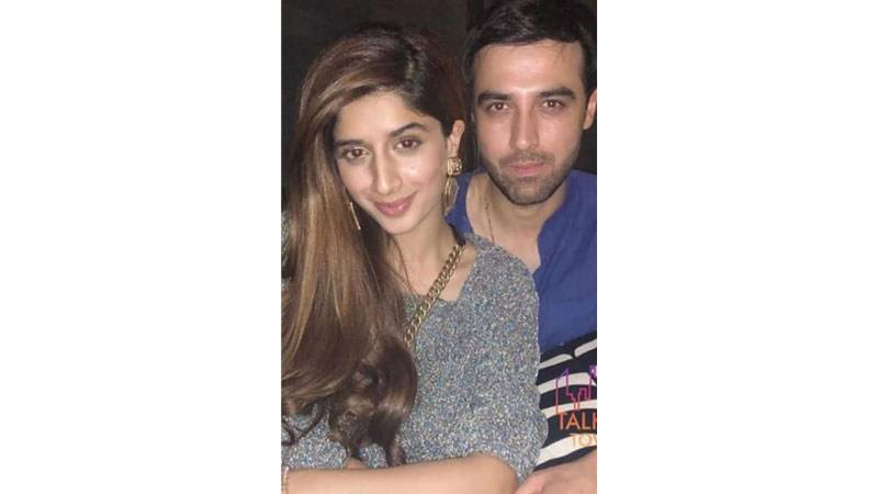 Romance is rumoured to be brewing between Mawra Hocane and Afzal Leghari