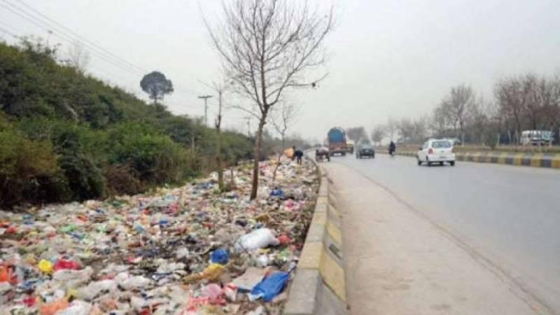 'Litter-Friendly Nation'