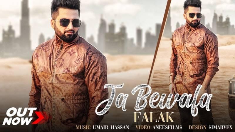 Falak Shabbir talks about love, heartbreak in his new song 'Ja Bewafa'