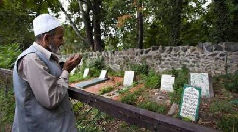 Kashmiris observing Youm-e-Shuhada-e-Jammu across the world