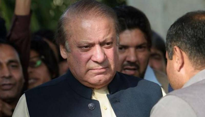 Nawaz shifted to Jati Umra after special medical unit set up at home