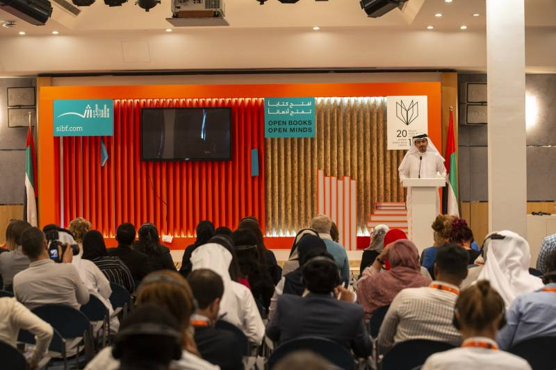 Sharjah kicks off sixth library conference with focus on artificial intelligence, augmented reality