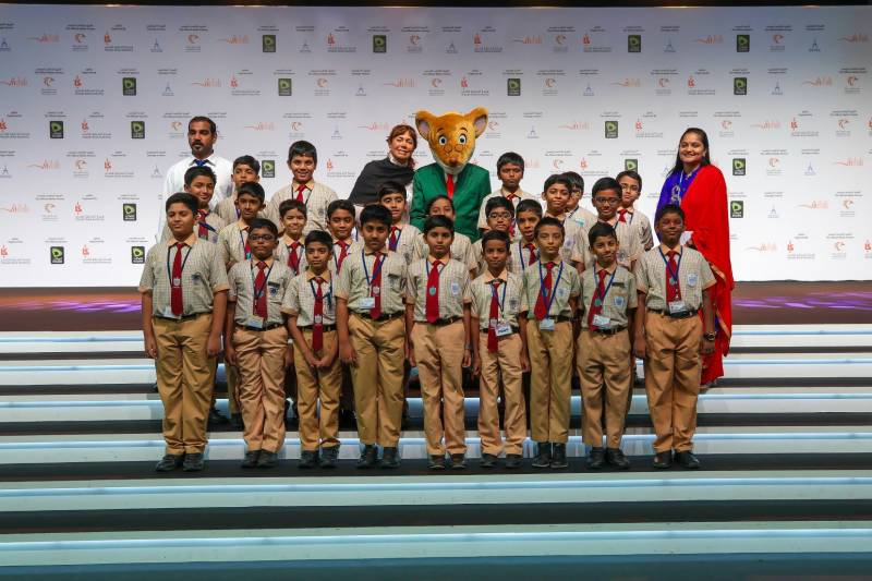 Sharjah to feature in Elisabetta Dami's upcoming Geronimo Stilton Book
