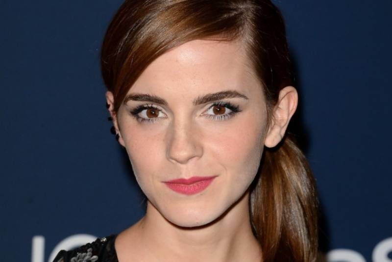 Emma Watson is not single. She's 'self-partnered'