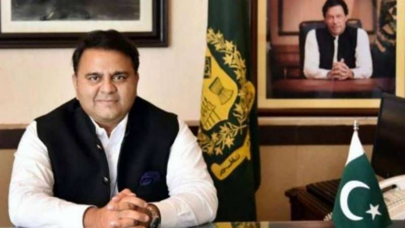 Fawad Chaudhry offers India scientific solution to control air pollution by