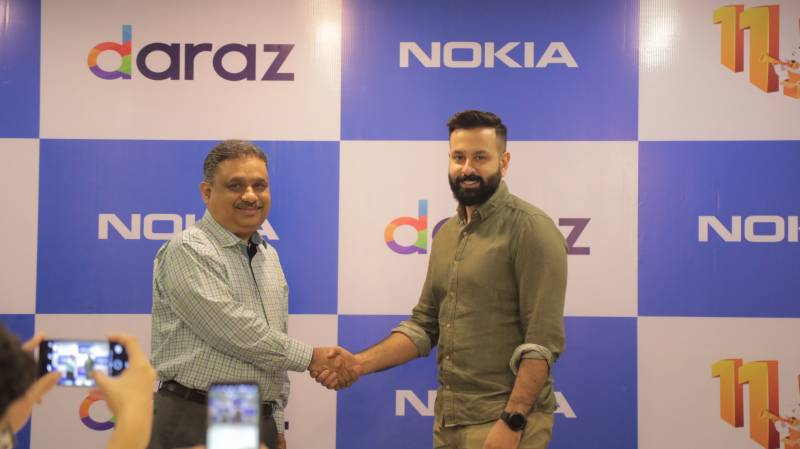 Nokia comes on board as a sponsor for the biggest online sale event of the year