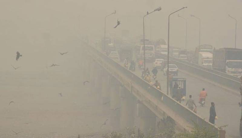 Schools to remain closed in Lahore on Thursday due to intensive smog