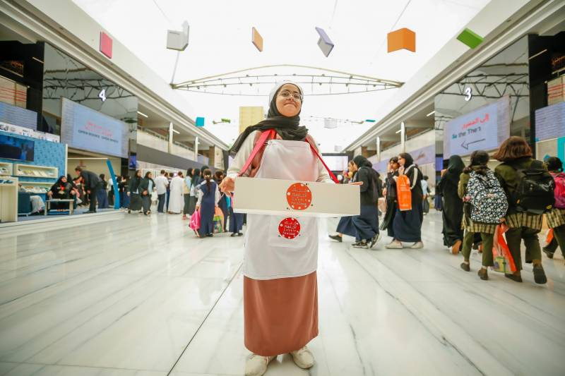 Sharjah Girl Guides sweeten many lives through 'Cookies for a Cause' fundraiser at SIBF 2019